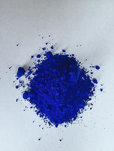 Bleu Marine 1 8 Kilogram Pigment Teinture Pour Béton