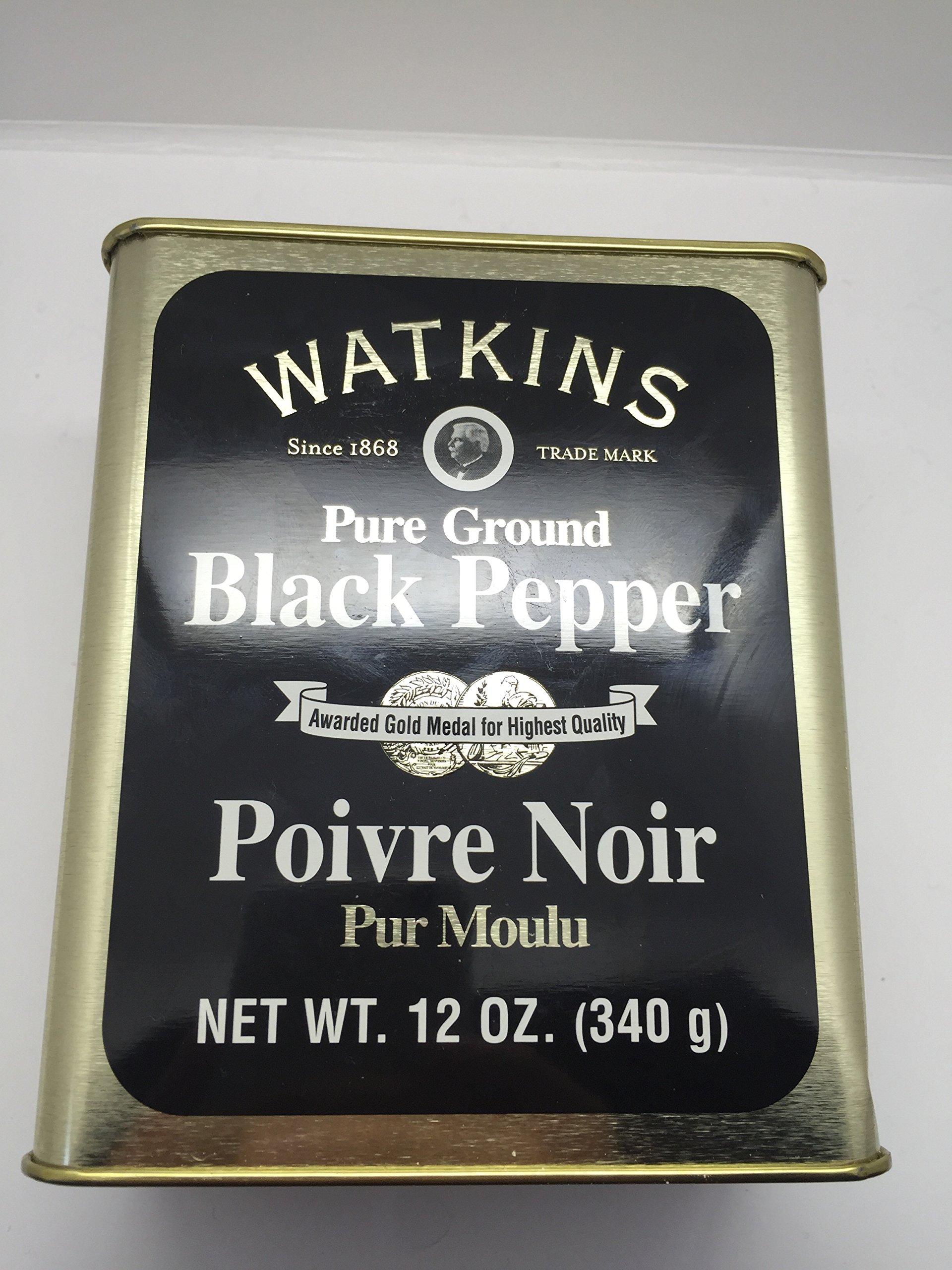 JR Watkins Purest Black Pepper 12oz.