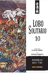 Lobo Solitário - Volume 10 Capa comum