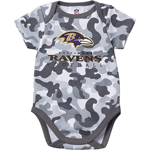 BRAND NEW GERBER SAN FRANCISCO 49ERS NFL Football Baby Girl/'s Pink Camo Onesie