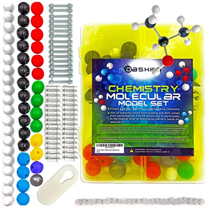 What info does a molecular structure giveaways