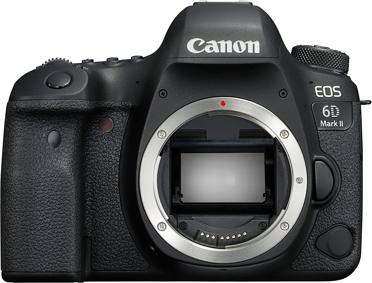 Canon EOS 6D Mark II DSLR Camera (Body Olny) Image