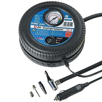 SUMEX 2707015 - Compresor Aire Diseño Rueda 260 Psi: Amazon.es: Coche y moto