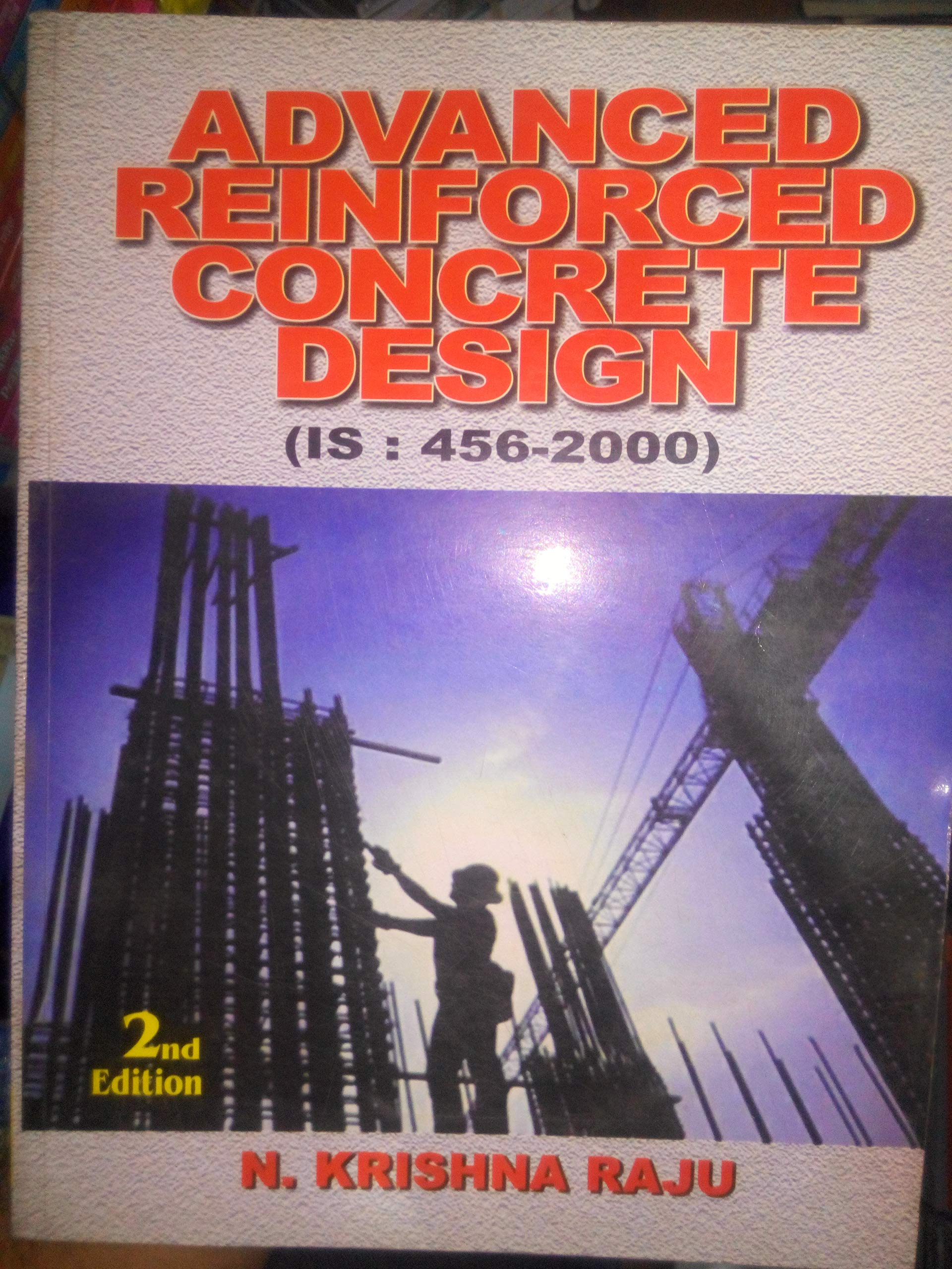 Amazon.in: Buy Advanced Reinforced Concrete Design Book Online at Low  Prices in India | Advanced Reinforced Concrete Design Reviews & Ratings
