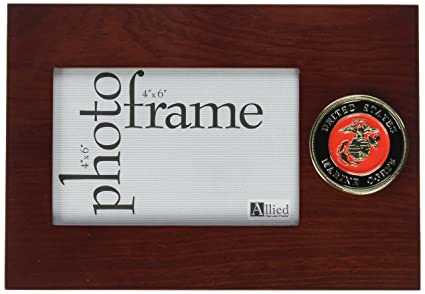 Amazon.com - Allied Frame United States Marine Corps Desktop Picture ...