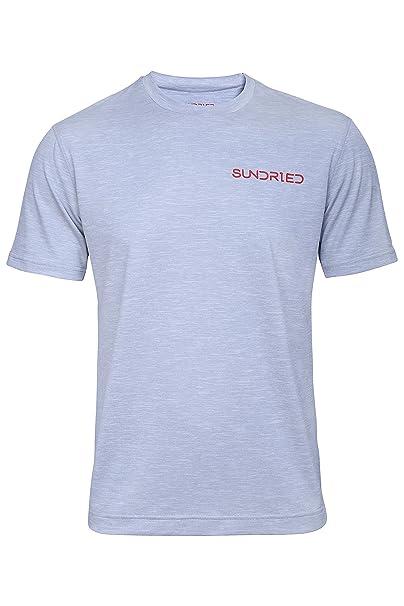 Sundried Camiseta Ecológica para Hombres para Deporte, Yoga y Gimnasio Fabricada Café y Botellas Recicladas: Amazon.es: Ropa y accesorios