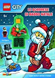 Le sorprese di Babbo Natale. Lego City. Ediz. a colori. Con Giocattolo