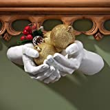 Design Toscano The Offering Hands Wall