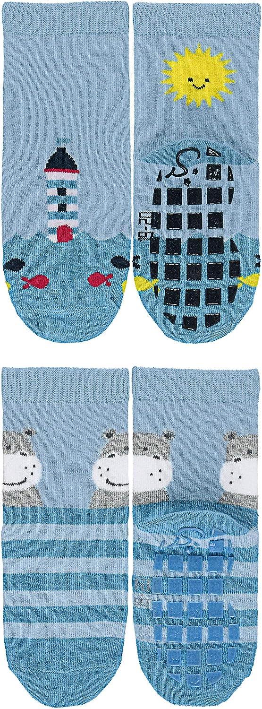 Sterntaler Baby Herstellergr/ö/ße per pack Blau , Marine 300 Jungen ABS-S/öckchen DP Leuchtturm Socken