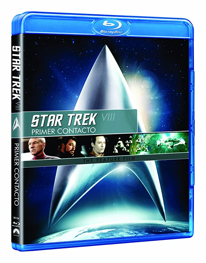 Star Trek VIII: Primer Contacto [Blu-ray]