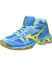 Mizuno Wave Bolt Mid Wos, Zapatos de Voleibol para Mujer