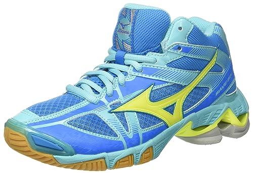 Mizuno Wave Bolt Mid Wos, Zapatos de Voleibol para Mujer: Amazon.es: Zapatos y complementos