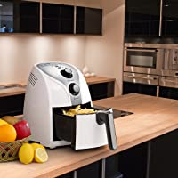 Comfee MFTN2501-W 1500W Multi Function Electric Hot Air Fryer