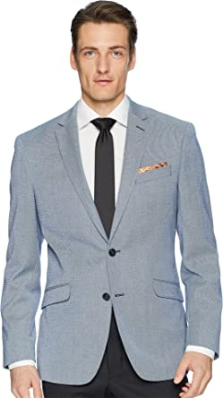 3d2abec210 Kenneth Cole REACTION Mens Textured Sport Coat at Amazon Men s Clothing  store