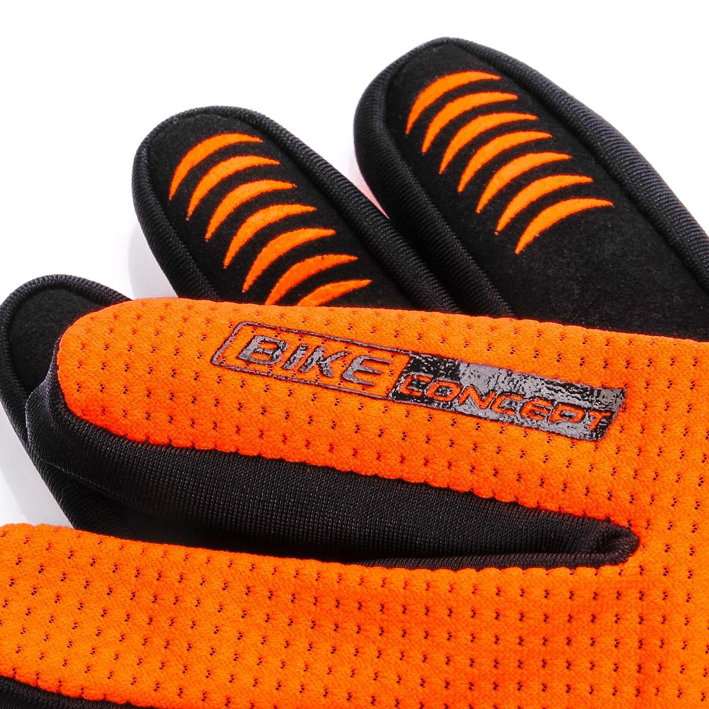 meteor/® FXJ21 Gel Kinder Fahrradhandschuhe in Hellen Farben um die Sichtbarkeit des Kindes auf der Stra/ße zu verbessern Radhandschuhe entworfen f/ür den Komfort und die Sicherheit von Kindern