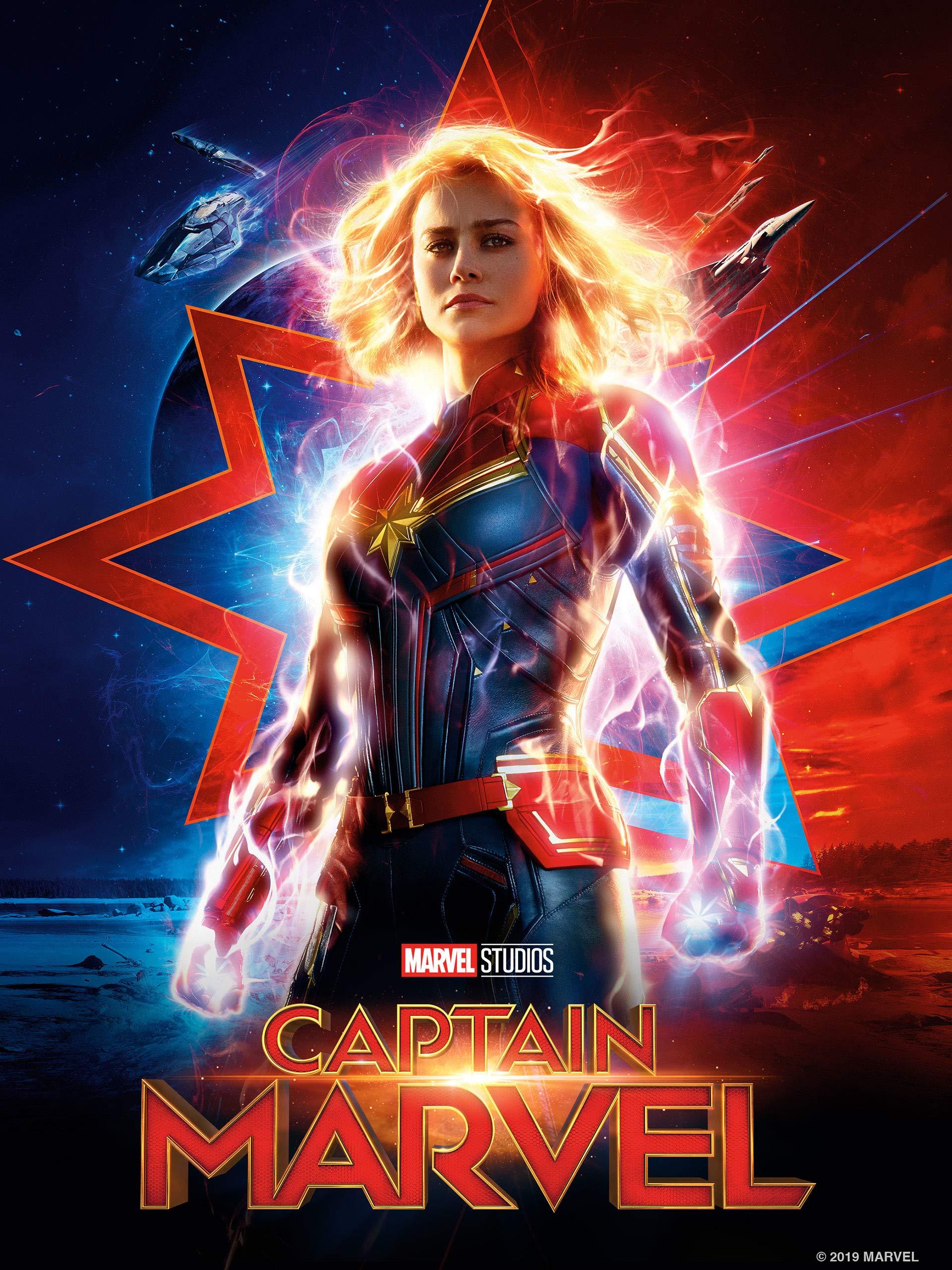 Ultra Hd Captain Marvel Wallpaper 4k