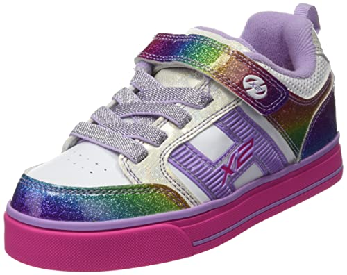 HEELYS Bolt Plus 770569 - Zapatos Dos Ruedas para niñas, Color, Talla 35: Amazon.es: Zapatos y complementos