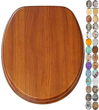 Wc Sitz Mit Absenkautomatik Viele Schone Holz Wc Sitze Zur Auswahl