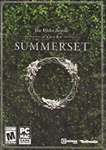 The Elder Scrolls Online: Summerset - PC: Video Games - Amazon com