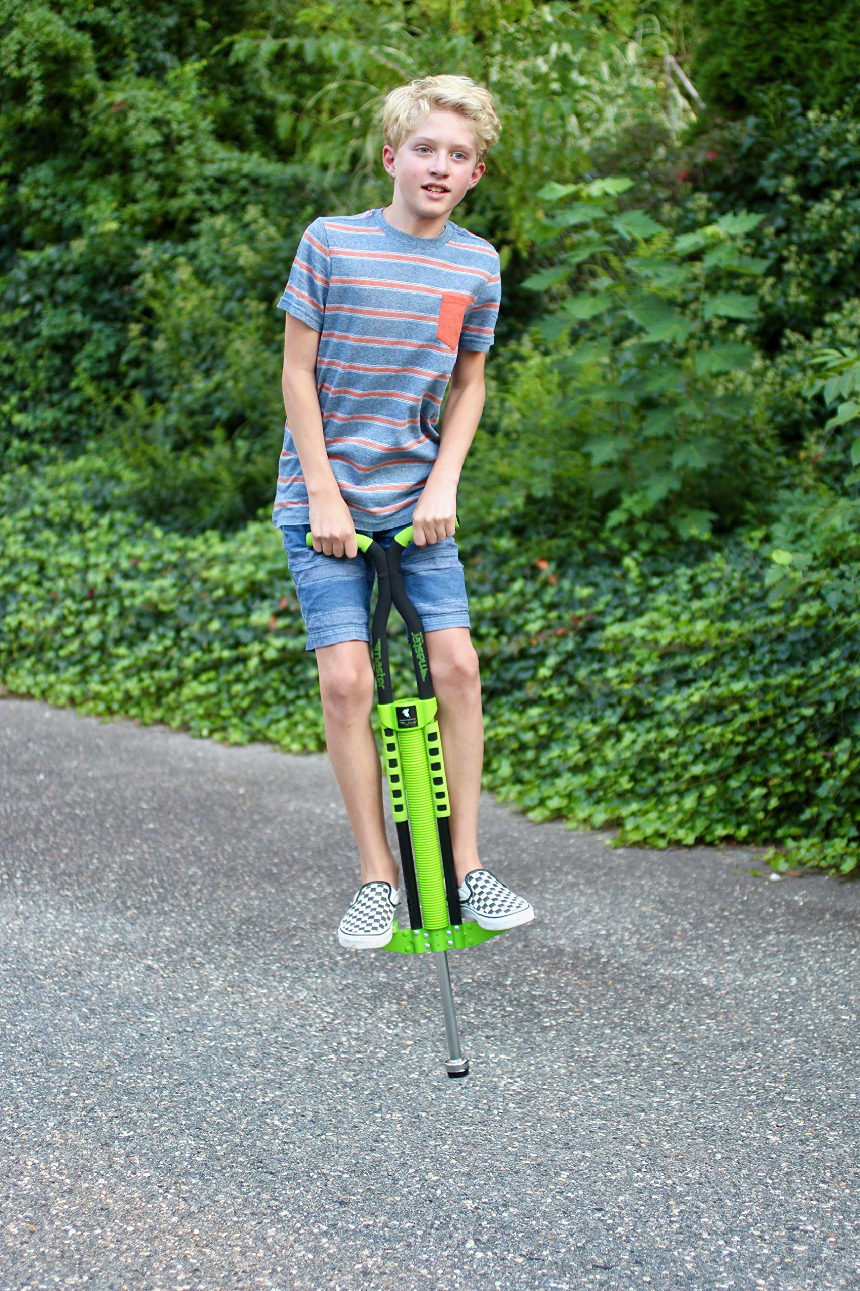 Flybar Master Pogo Stick- Green ... by Flybar (Image #5)