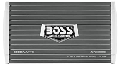 1. BOSS AUDIO AR3000D