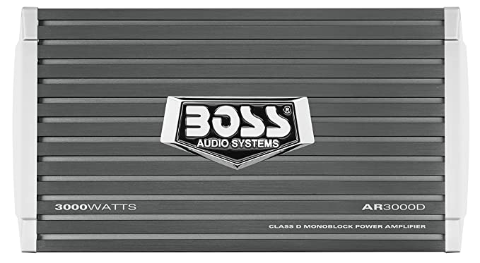 1. BOSS AUDIO AR3000D