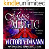 Midlife Magic: Paranormal Women's Fantasy (Not Too Late Book 1)