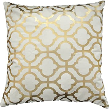 yellow ot pillow pillows gold accent conrade pil product