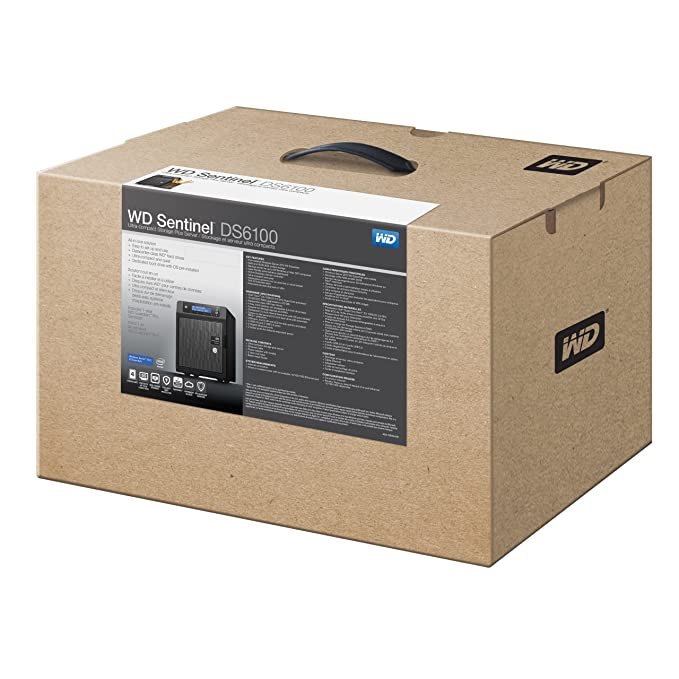 WD Sentinel DS6100 ASpeed Graphics Driver