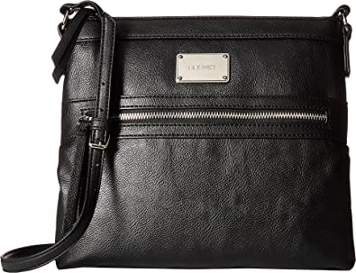 3669c42822bd Nine West Women s Sure Spring Crossbody Black One Size  Handbags  Amazon.com