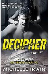 Decipher (Declan Reede 4) (Racing Hearts Saga) Kindle Edition