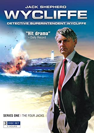 Image result for Wycliffe detective series