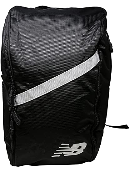 a8ca90fe19 Image Unavailable. Image not available for. Color  New Balance Team Ball  Nylon Backpack ...