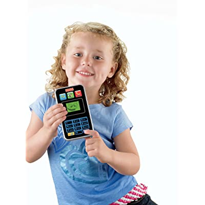 Fisher-Price Fun-2-Learn Smart Phone: Toys & Games