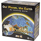 The Planet Earth 3D Puzzle