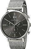 Maurice Lacroix Men's EL1088-SS002-810 Eliros Analog Display Analog Quartz Silver Watch