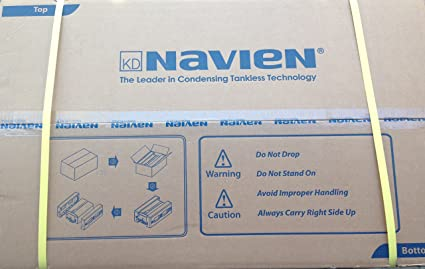 Navien NPE210S-NG Premium Condensing Tankless Gas Water Heater Natural Gas