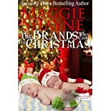 The Brands Who Came For Christmas (The Oklahoma Brands Book 1)