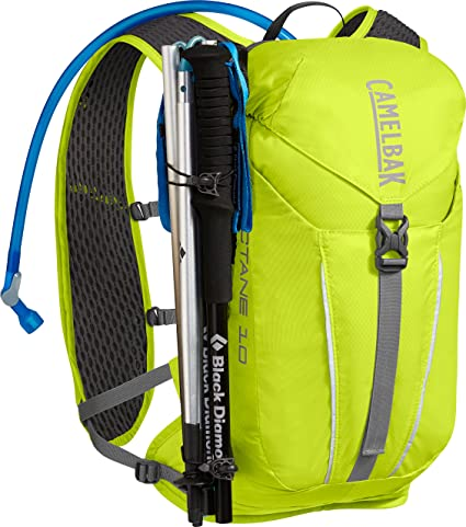 Amazon.com : CamelBak Octane 10 70 oz Hydration Pack, Black/Atomic Blue : Sports & Outdoors