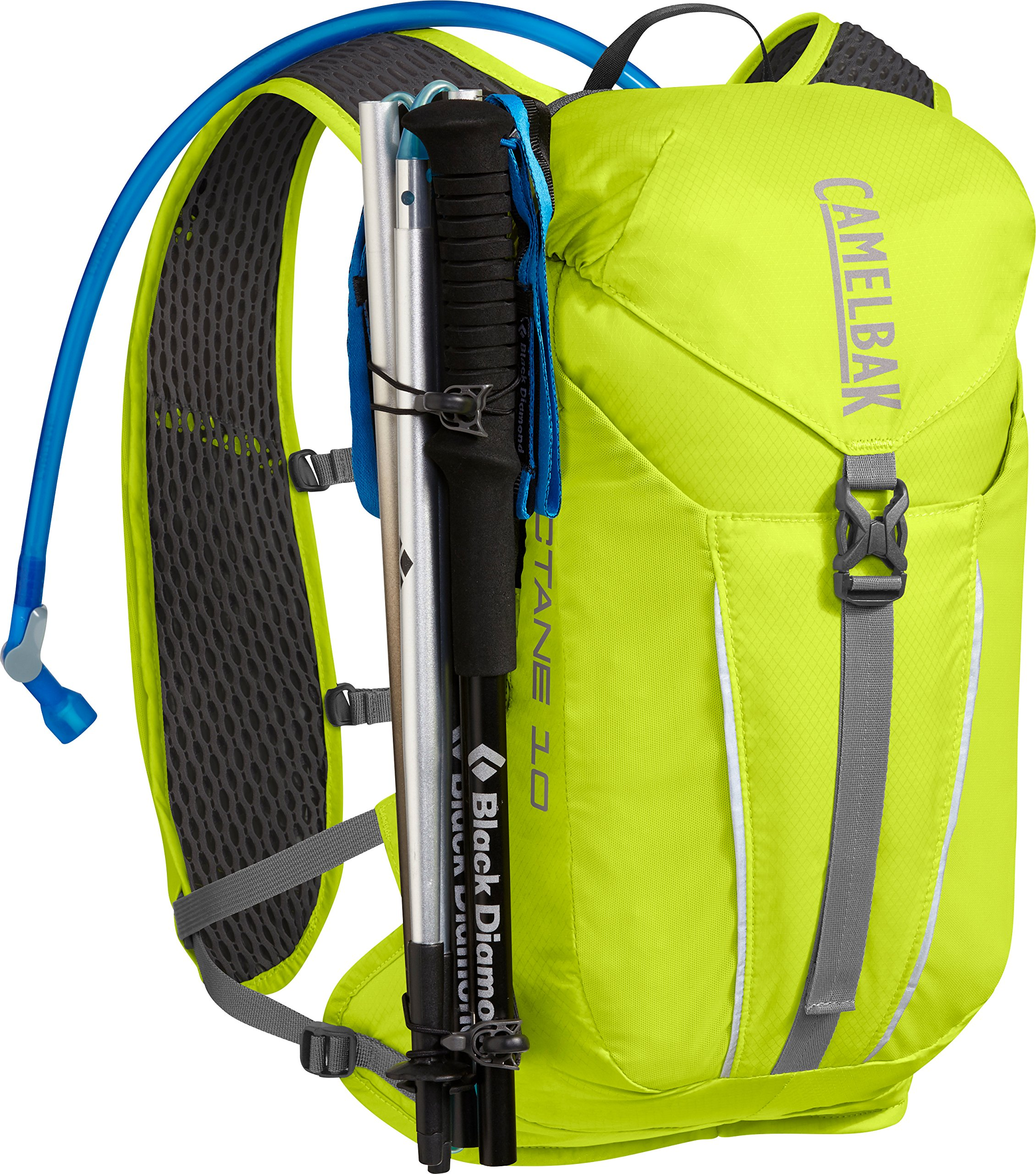 CamelBak Octane 10 70 oz Hydration Pack, Lime Punch/Silver