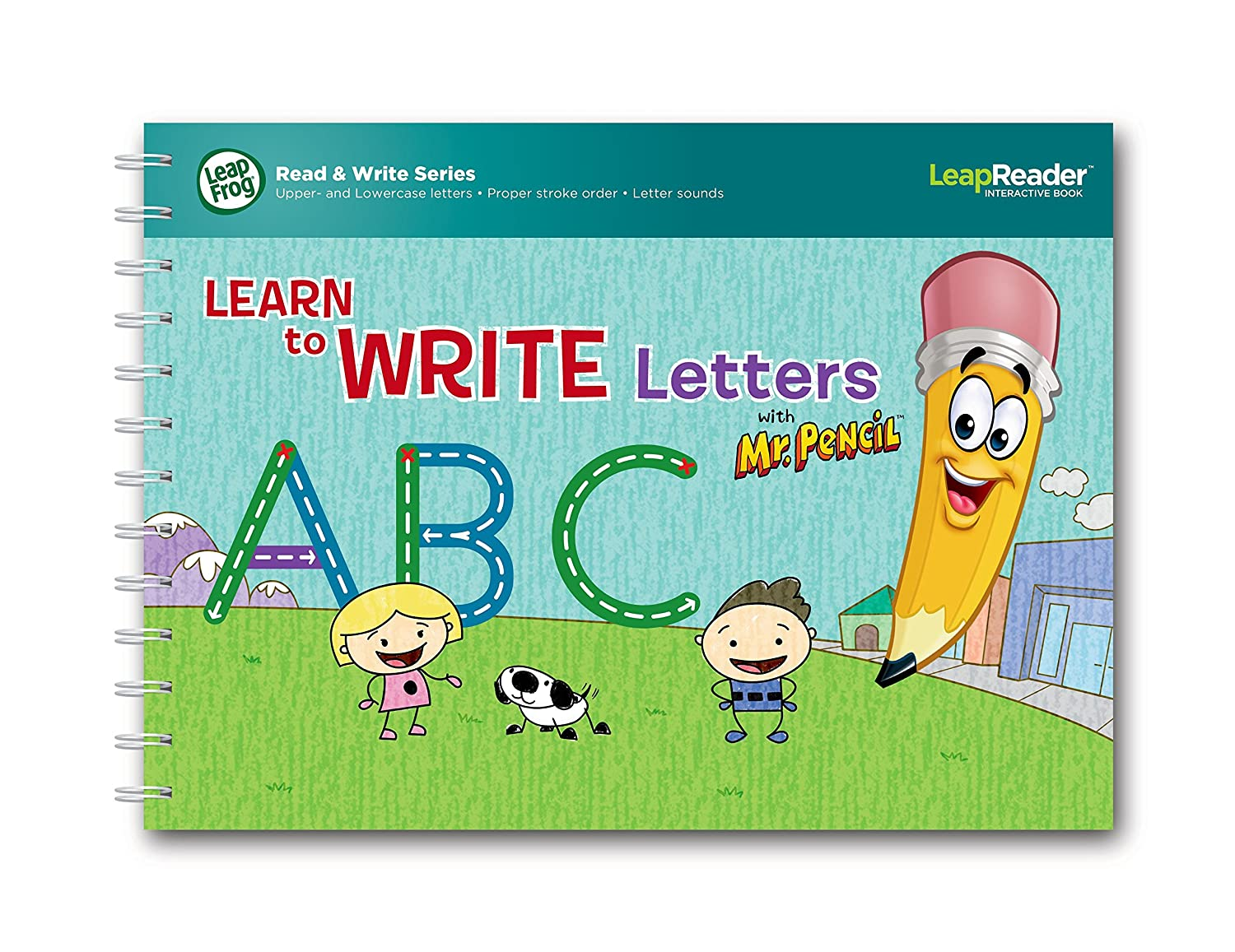 AmazonCom Leapfrog Leapreader Deluxe Writing Workbook Learn To