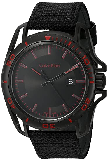 Calvin Klein K5Y31ZB1 Reloj de Vestir para Hombre  Calvin Klein ... a788b5c74f1f