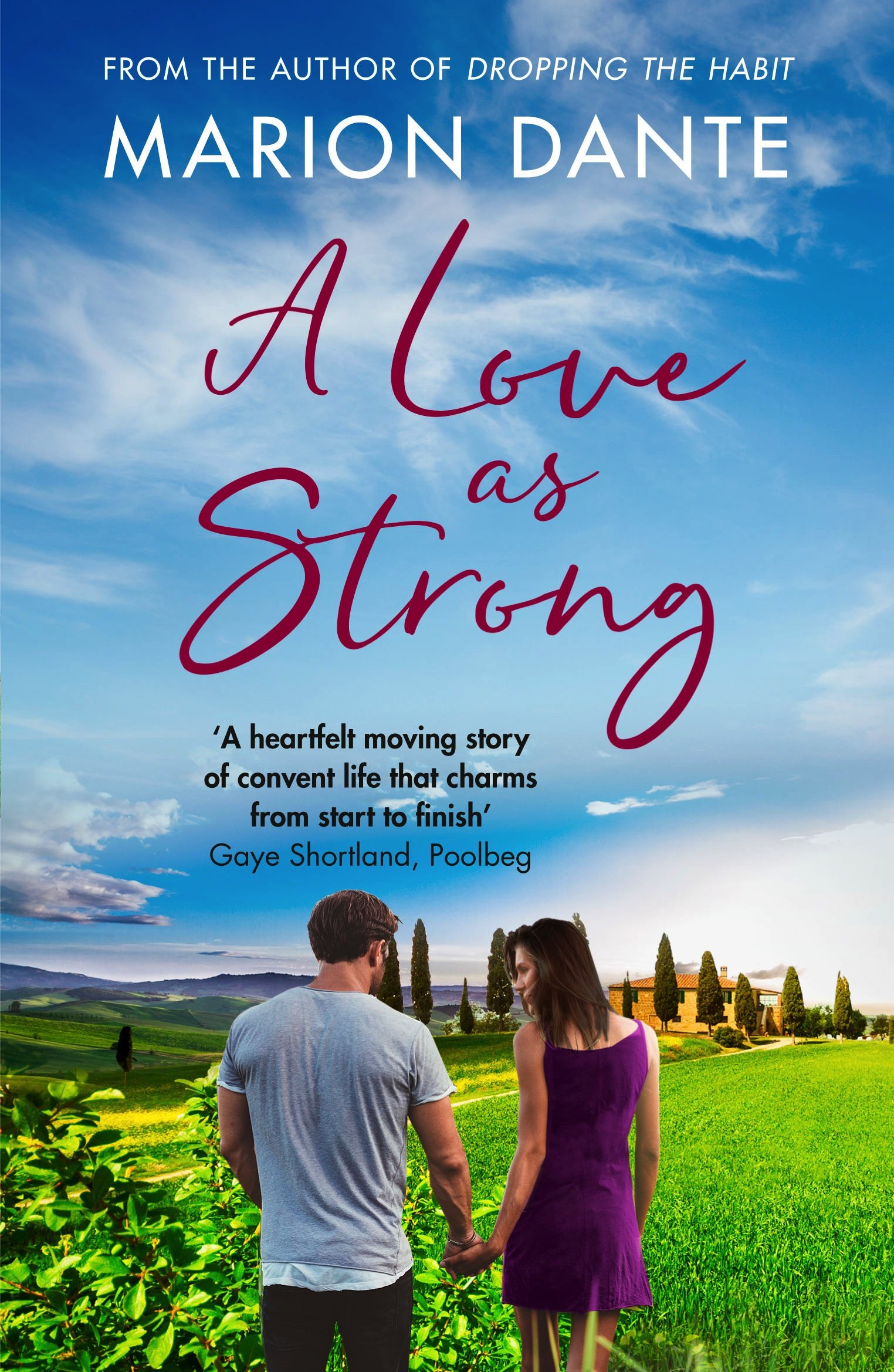 A Love As Strong (Frankie Danivet Book 2) (English Edition)