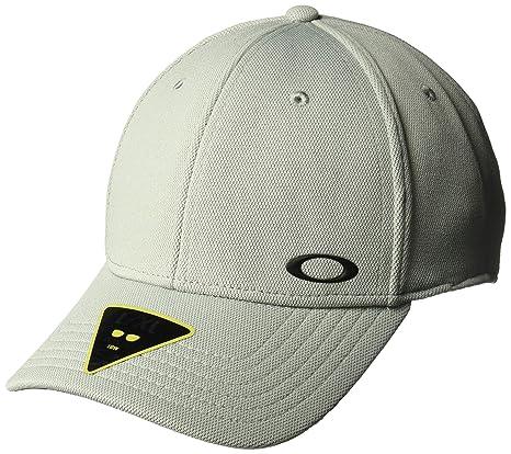 Oakley Pietra Grigio Small   Medium SILICONE ELLIPSE misura i cappelli e126056bebad