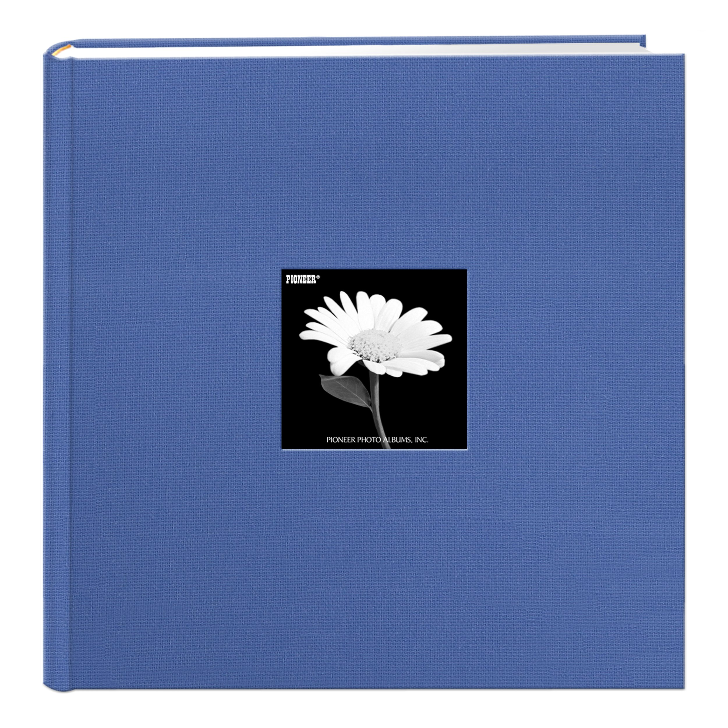 Pioneer Photo Albums DA-500CBF/SB DA-500CBF Sky Blue Photo Album, 500 Pocket 4x6, by Pioneer Photo Albums