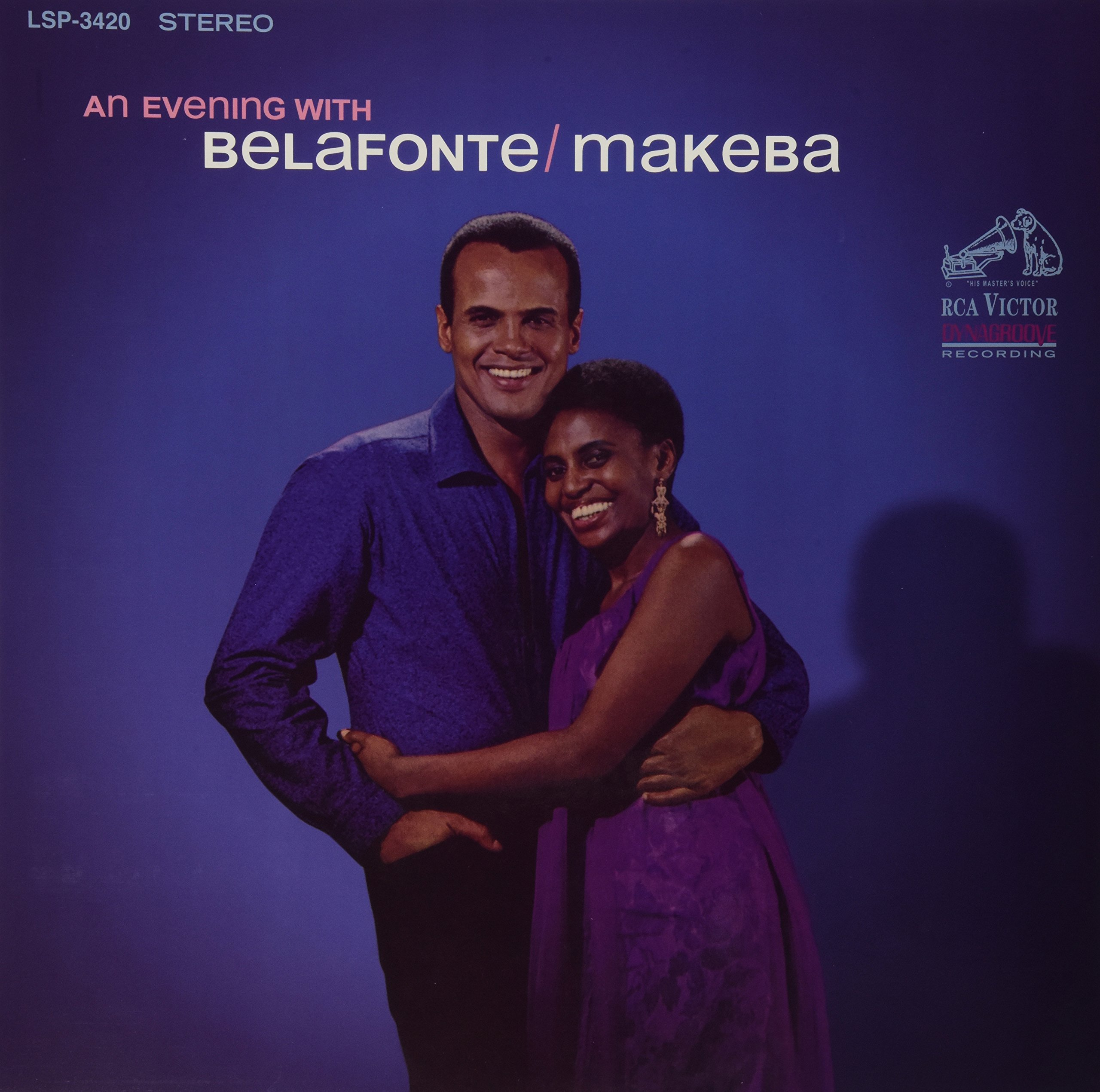 An Evening with Belafonte and Makeba by VINYL