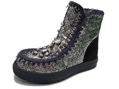Shoes Stivali Invernali Bambina Stivaletti Bimba Pelliccia