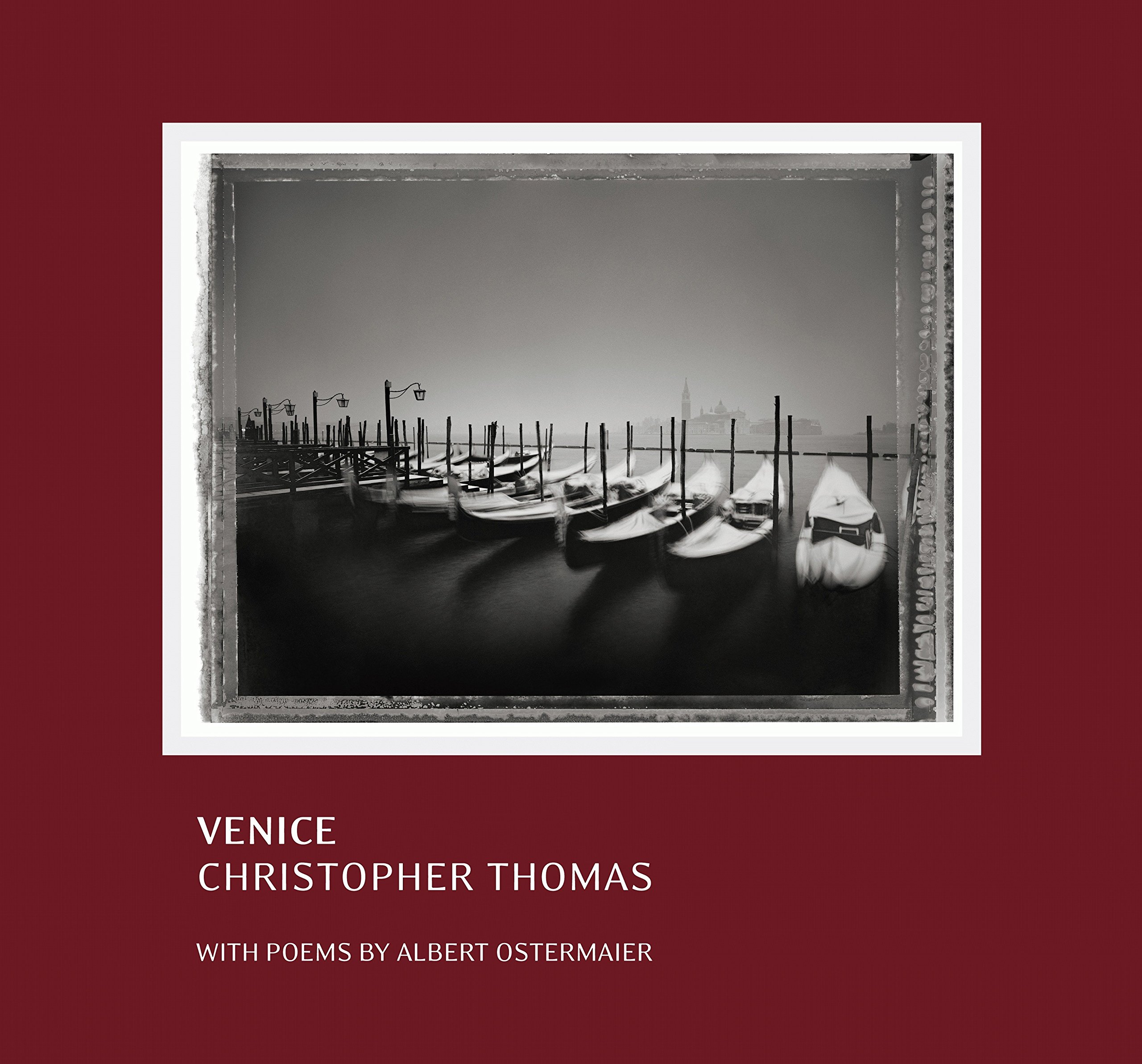 Read Online Venice in Solitude: Christopher Thomas ebook