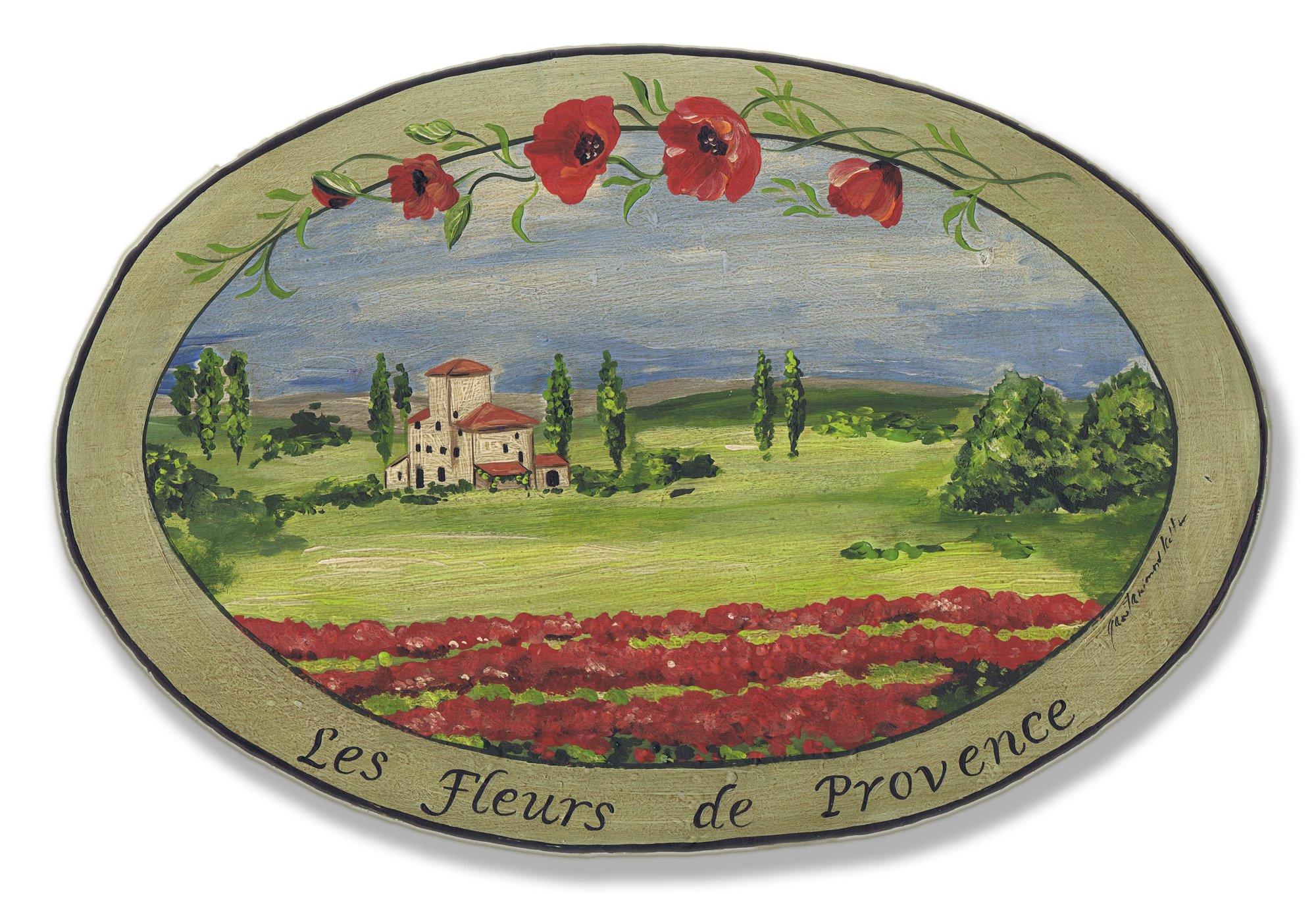 The Stupell Home Decor Collection Les Fleurs de