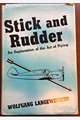Stick & Rudder: 50th Anniversary Edition Hardcover